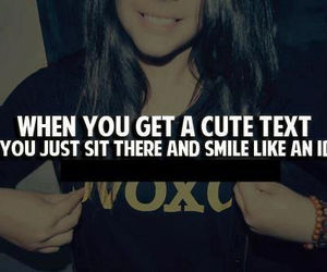 text, cute, and smile image