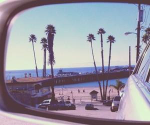 beach, fun, and california image