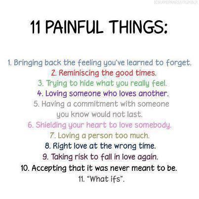Life Quotes Quote Sayings Saying Painful Things