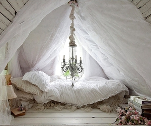 bedroom, Dream, and magic image