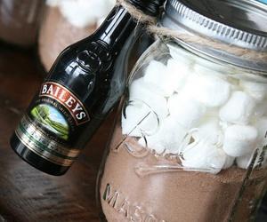 Baileys, chocolate, and diy image