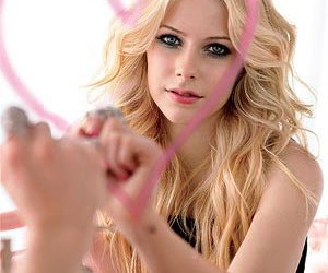Avril, Avril Lavigne, and love image