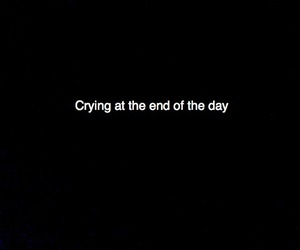 crying, depression, and black and white image