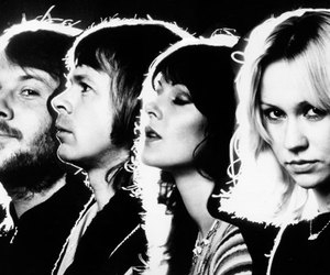 Abba, 70s, and music image