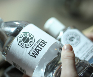 lost, water, and dharma initiative image