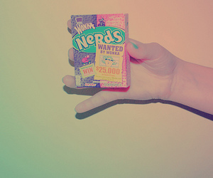 nerds, wonka, and candy image