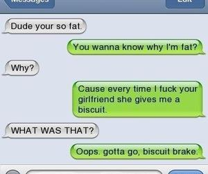 biscuit, fat, and sex image