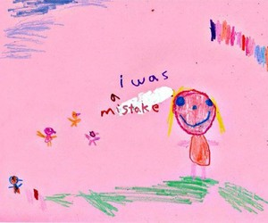 child and mistake image
