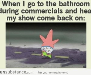 funny, lol, and patrick image