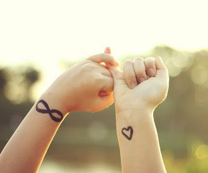 infinito, light, and love image