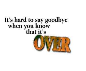 goodbye, hard, and is image
