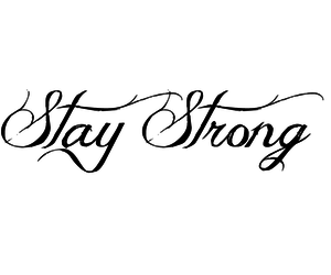 stay strong, demi lovato, and strong image