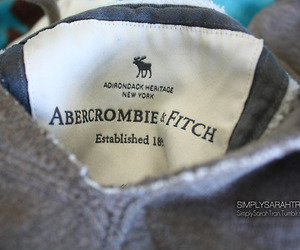 abercrombie and fitch, fitch, and abercrombie image