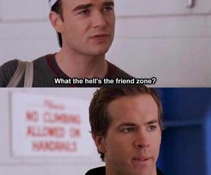 funny, friendzone, and friends image