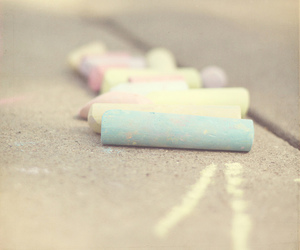chalk, cute, and pastel image