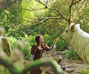 snow white, kristen stewart, and nature image