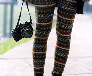 fashion, black and white, and camera image