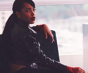 aaliyah, beautiful, and swet image