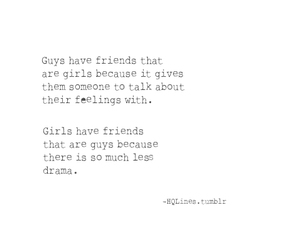 girl, guy, and quote image