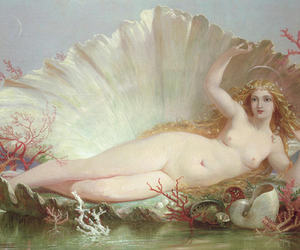 art, Venus, and aphrodite image