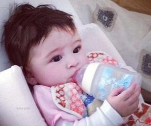 baby, beautiful, and bebe image