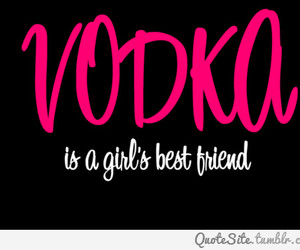 quotes and vodka image