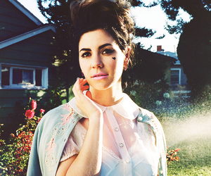 marina and the diamonds, marina, and marina diamandis image