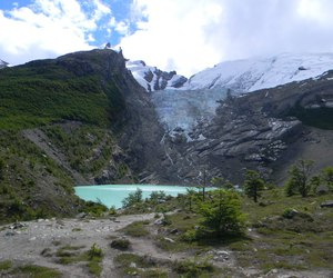 argentina, nature, and glacier image