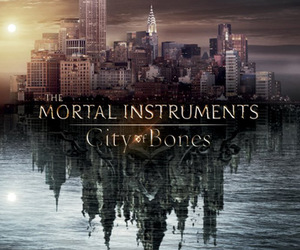 city of bones, the mortal instruments, and movie image