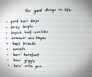 life, list, and quote image