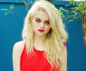 sky ferreira, girl, and grunge image