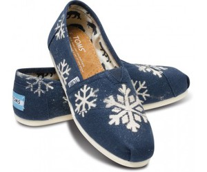 blue, shoes, and toms image