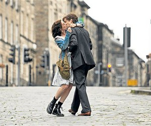 one day, love, and kiss image