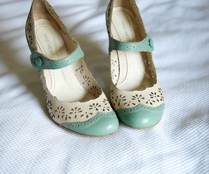 shoes, vintage, and heels image