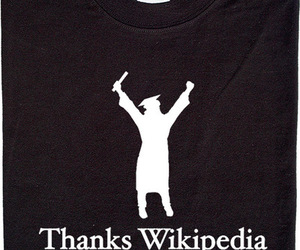 wikipedia, funny, and text image