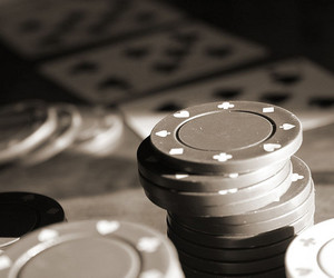casino, chips, and poker image