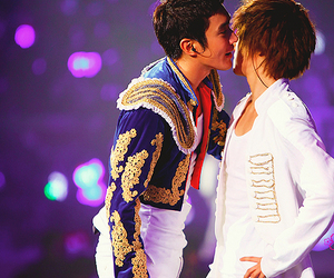 siwon, super junior, and yesung image
