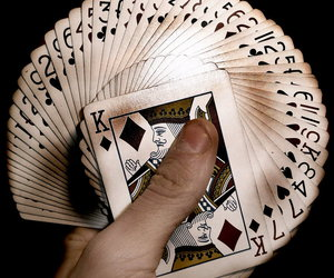 ace, beautiful, and cards image