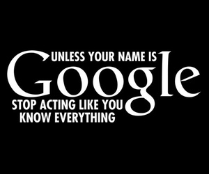google, funny, and quotes image