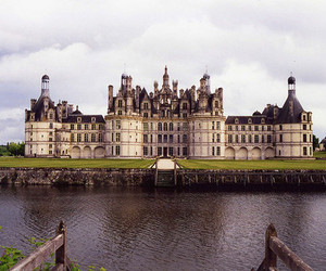 castle, Chambord, and france image