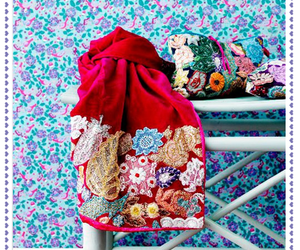 rice, denmark, and textile image