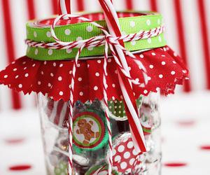 christmas, candy, and xmas image