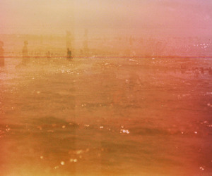 analog, summer, and beach image