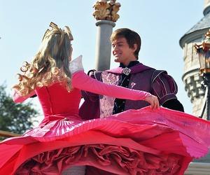 disney, dancing, and prince image