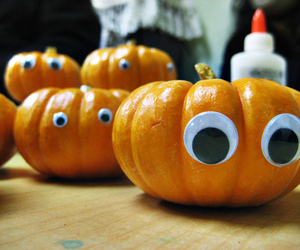 eyes, funny, and Halloween image