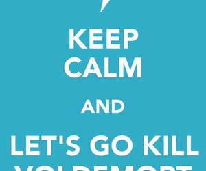 a very potter musical and voldemort image