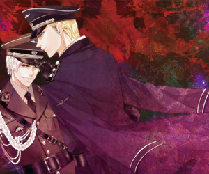 germany, hetalia, and prussia image