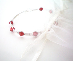 bangle, handmade, and wire wrapped image