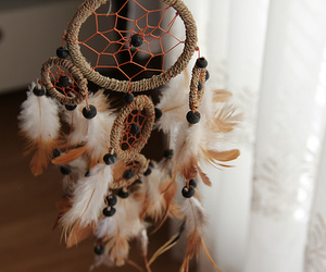 dreamcatcher, photography, and Dream image