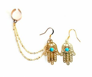 beautiful, cool, and earrings image